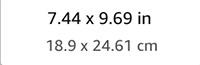 7.44x9.69in