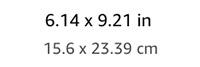 6.14x921in